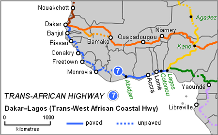 Dakar-Lagos Highway map.png