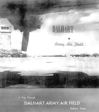Dalhart Army Air Base - 1944 Dalhart AAF guide