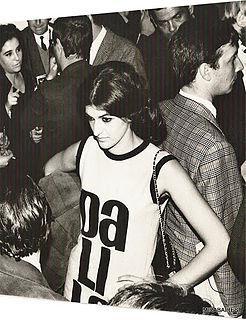 Dalila Puzzovio Argentine fashion designer