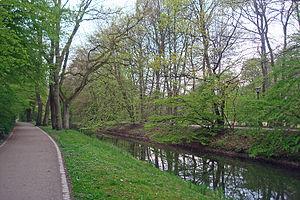 Stadtpark und Botanischer Garten Gütersloh - Dalke