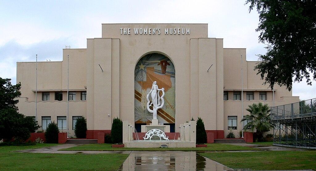 Womens Museum exterior