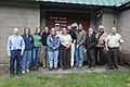 Dan Ashe, Northeast Regional Directorate, Regional Office and White River National Fish Hatchery Staff (6978354850).jpg