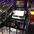 DanceDanceRevolution X arcade machine with DDR(2013) installed.jpg