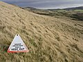 Danger on Rings Hill, Isle of Purbeck - geograph.org.uk - 96326.jpg