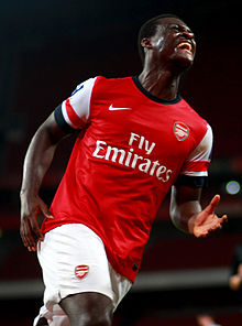 Daniel Boateng — Goal Celebration in Action For Arsenal.jpg