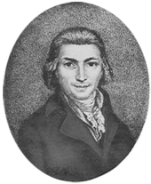 Portrait of Daniel Gottlob Türk, 1770 (Source: Wikimedia)
