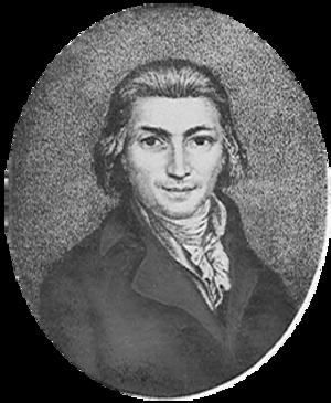 Daniel Gottlob Türk - Portrait of Daniel Gottlob Türk, 1770