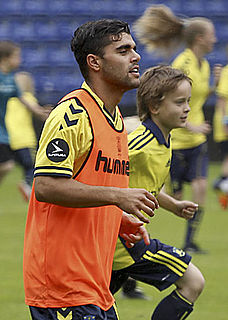 Daniel Norouzi Danish professional footballer