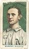 Danny Murphy, Philadelphia Athletics, baseball card portrait LCCN2007683826.tif