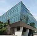 Das Darmstadtium ist ein Kongresszentrum und ein chemisches Element. - panoramio.jpg