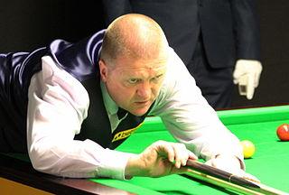 Dave Harold English snooker player