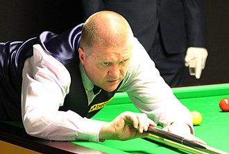 Dave Harold - Paul Hunter Classic 2012