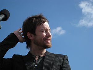David Cook American Idol Homecoming (2479542962)