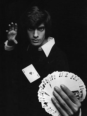 David Copperfield (illusionist) - Copperfield performing for the 1977 ABC special