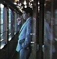 David M Alexander on the Venice-Simplon Orient Express - 20110307.jpg