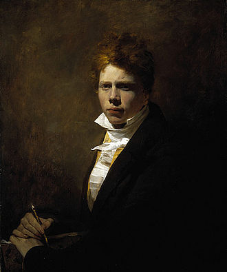David Wilkie (artist) - Self portrait of Sir David Wilkie aged about 20