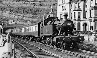 GWR 4500 Class class of 75 two-cylinder 2-6-2T locomotives