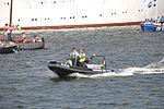 De HANDHAVING OOST 71-79-YS bij Sail Amsterdam 2015 (03).JPG