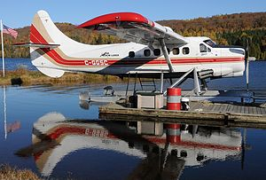 De Havilland Canada DHC-3 Otter, Air Mont-Laurier AN2049959.jpg