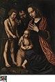De heilige Familie en Johannes de Doper, 1527, Groeningemuseum, 0040020000.jpg
