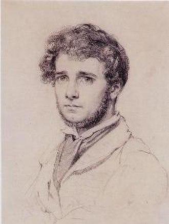 Augustin-Alexandre Dumont - Auguste Dumont, in 1829, by Auguste-Hyacinthe Debay