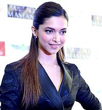 A head shot of Deepika Padukone