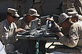 Defense.gov News Photo 101005-M-6340O-017 - U.S. Marines with Headquarters and Service Company 3rd Battalion 5th Marine Regiment Regimental Combat Team 2 use laptops and telephones at a.jpg