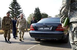 Joint Staff Headquarters (Pakistan) - Image: Defense.gov photo essay 070203 F 5107H 003