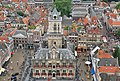 Delft (Nederland) Stadhuis by the tower 11 August 2012 - panoramio.jpg