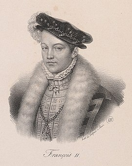 Delpech - Francis II of France.jpg
