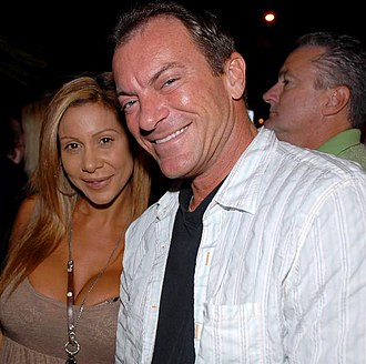 Randy Spears - Spears with Gina Rodriguez in 2006
