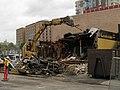 Demolition of the Candlelight Cafe on April 24, 2012 (2).jpg