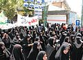 Demonstration of Hijab & modesty in Nishapur- July 12 2013 01.JPG