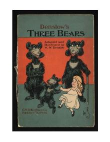 Denslow's three bears.djvu