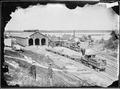 Depot, U.S. Military R.R., Va. (Engine House) - NARA - 528971.tif