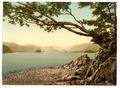 Derwentwater, Keswick, from Friars' Crag, Lake District, England-LCCN2002696850.tif