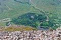 Descending Sgorr nam Fiannaidh - geograph.org.uk - 1012313.jpg