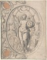 Design for an Ornamental Panel with the Figure of Astronomy MET DP803584.jpg