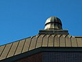 Detail on top of Hood museum (4866743084).jpg