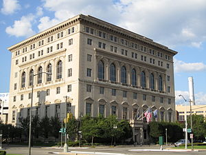 Detroit Athletic Club - Image: Detroit Athletic Clubnew