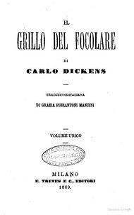 Dickens - Il grillo del focolare, 1869.djvu