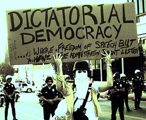 Dictatorial democracy