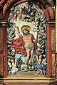 Die Kanzel aus dem Jahr 1581 mit einem fantastischen Bildprogramm. Auferstehung.jpg