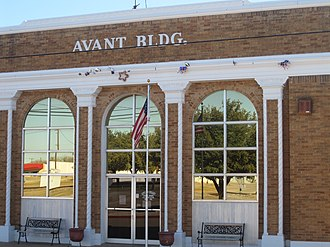 Dilley, Texas - Image: Dilley, TX City Hall IMG 2485