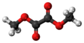 Dimethyl oxalate 3D ball.png