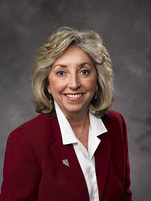 Nevada's 3rd congressional district - Image: Dina Titus official photo 2009