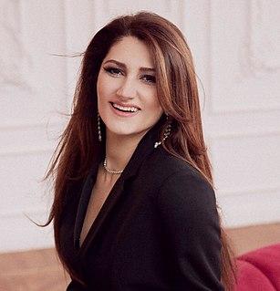 Dinara Alieva Azerbaijani operatic soprano