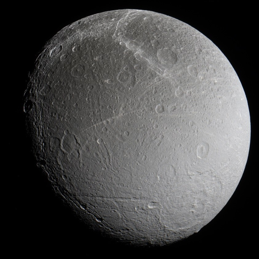 Dione color south