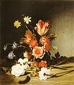 Dirck de Bray - Still Life with Flowers - 1674.jpg