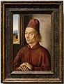 Dirk bouts, ritratto d'uomo, forse jan van winckele, 1462.jpg